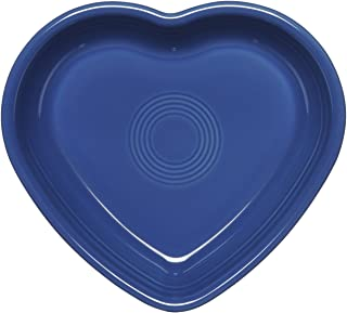 product image for Fiesta 17-Ounce Heart Bowl, Medium, Lapis