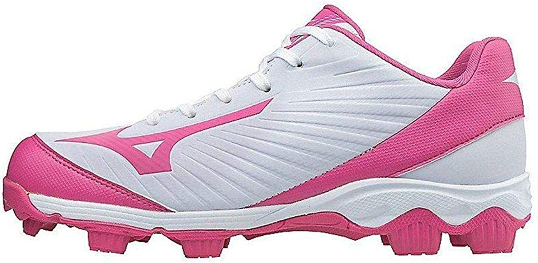 Mizuno MIZD9 Womens 9-Spike Advanced Finch Franchise 7 Fastpitch Softball Cleat Shoe
