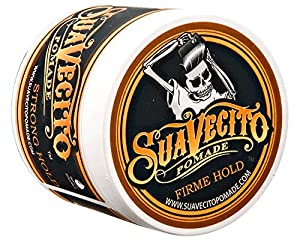 Suavecito Pomade Firme (Strong) Hold 4 oz