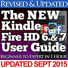 Kindle fire hd 8 & 10 user guide: the simplest guide specifically.