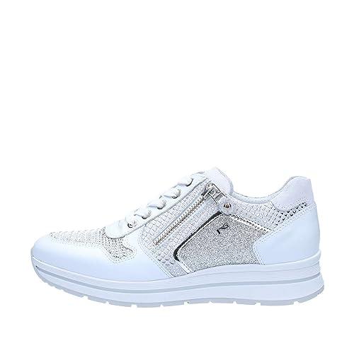 Sneaker NERO GIARDINI P805244D Color Bianco