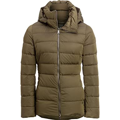 ADD Duck Down Hooded Jacket - Women's at Amazon Women's Coats Shop
