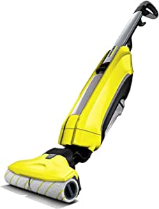 kartcher Flexible Floor Cleaner FC5 Yellow/Black German
