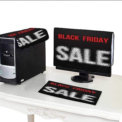 c42554963 Cubierta para polvo de computadora, color negro, para el viernes ...