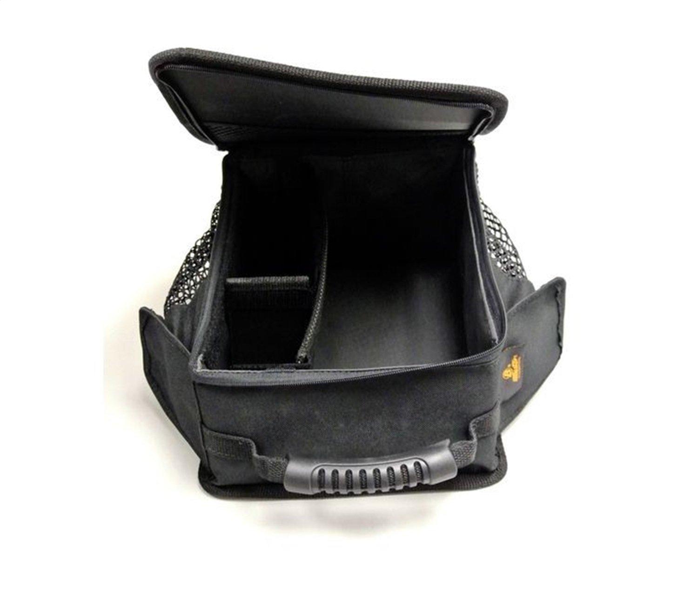 Bestop 54131-35 RoughRider Black Diamond Under Seat Organizer for 2007-2018 Wrangler JK by Bestop