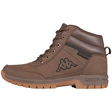 Kappa Unisex-Erwachsene Bright Mid Light 242075-5050 Combat Boots, Braun (5050 Brown), 42 EU