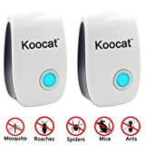 Amazon Price History for:2-Pack Ultrasonic Pest Control Electronic Plug -In Repeller for Insects, Best Repellent Equipment for Mice, Rodents, Cockroach, Flies, Roaches, Ants, Spiders, Fleas, Bugs