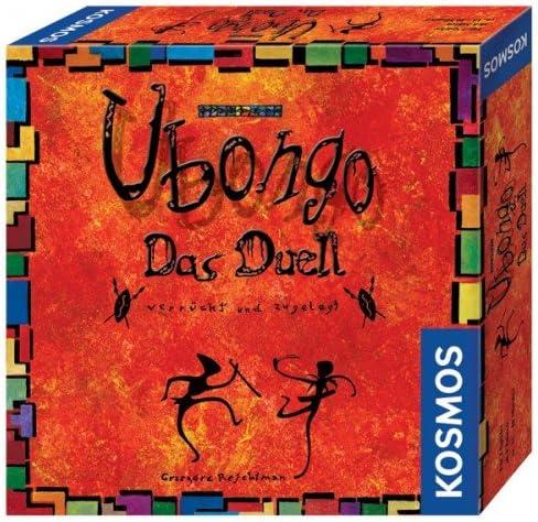Rejchtman, Grzegorz Ubongo (Juego), Das Duell: Amazon.es: Juguetes y juegos