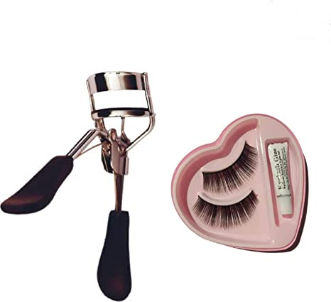 07d041ed9ab Buy Elecsera Eyelash Curler with False Eyelash (pack of 1) for Pretty Eye  Makeup Online at Low Prices in India - Amazon.in
