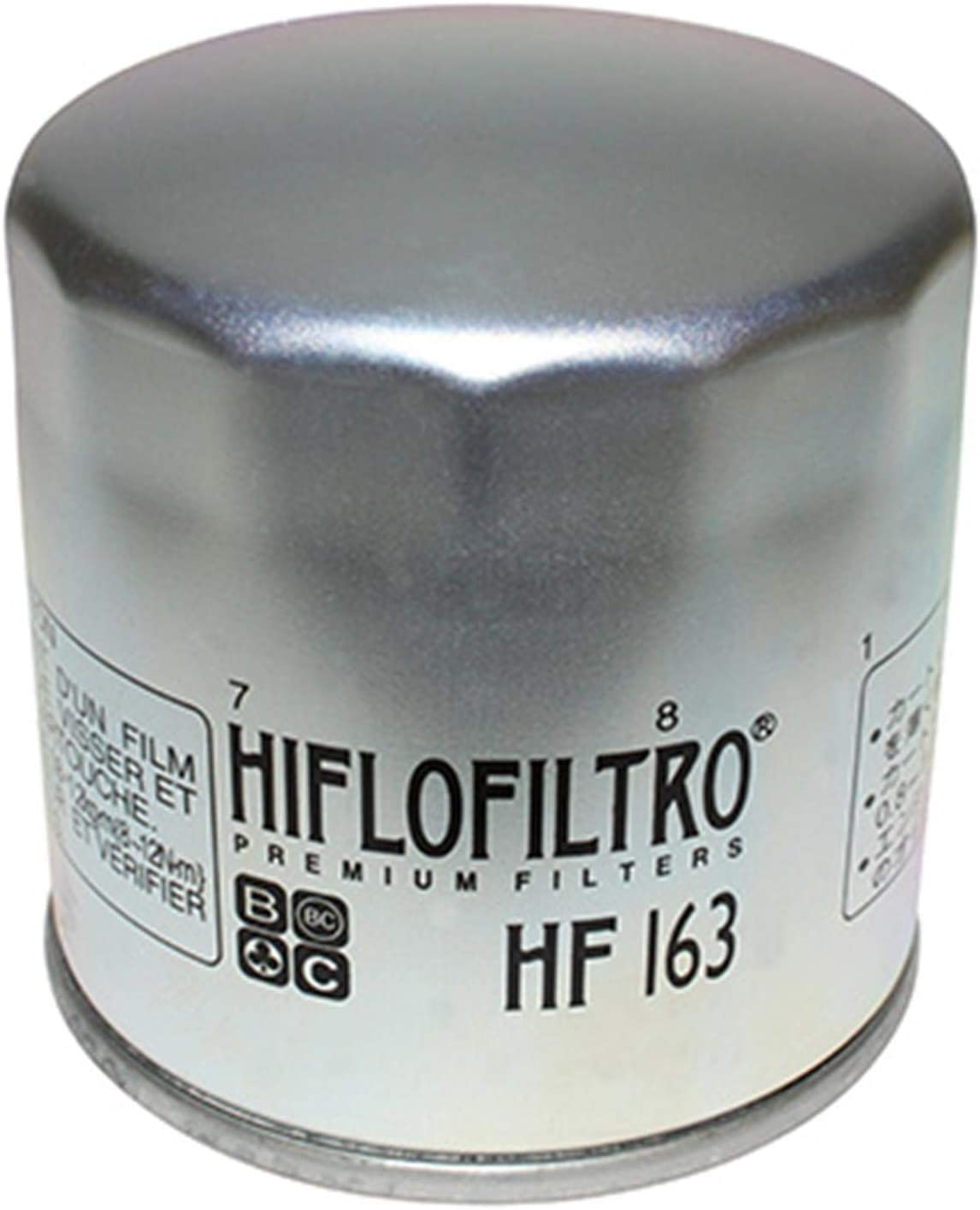 K 100 LT FILTRE A HUILE HIFLOFILTRO POUR BMW K75 K 1200 GT R 850 RT R 1100 S 76x79mm HF163 R 1150 GS