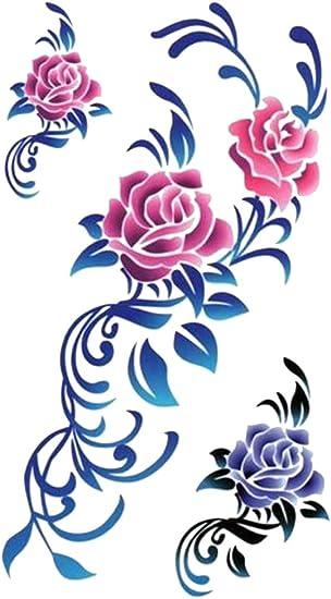 Amazon The Fantasy ファンタジー タトゥーシール 薔薇 Rose 11 男女兼用 3歳以上 Hm510 タトゥーシール 通販