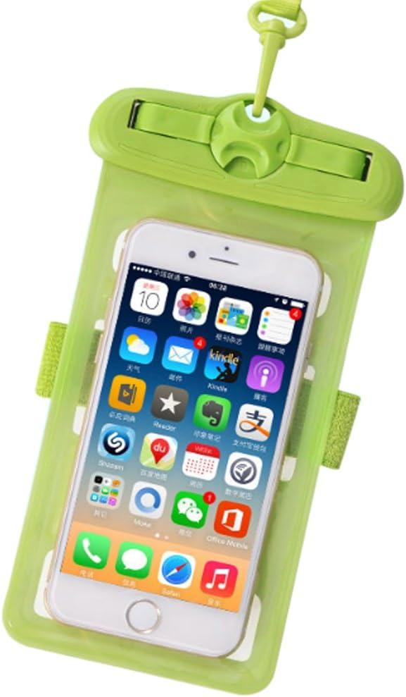 Galaxy S7 S6 Note 5 50 Se // 5S etc Wiko aloiness Housse Coque Sac /étanche Protection Pochette T/él/éphone /Étanche Water Pouch pour iPhone 7 iPhone 6 // 6S // 6S Plus