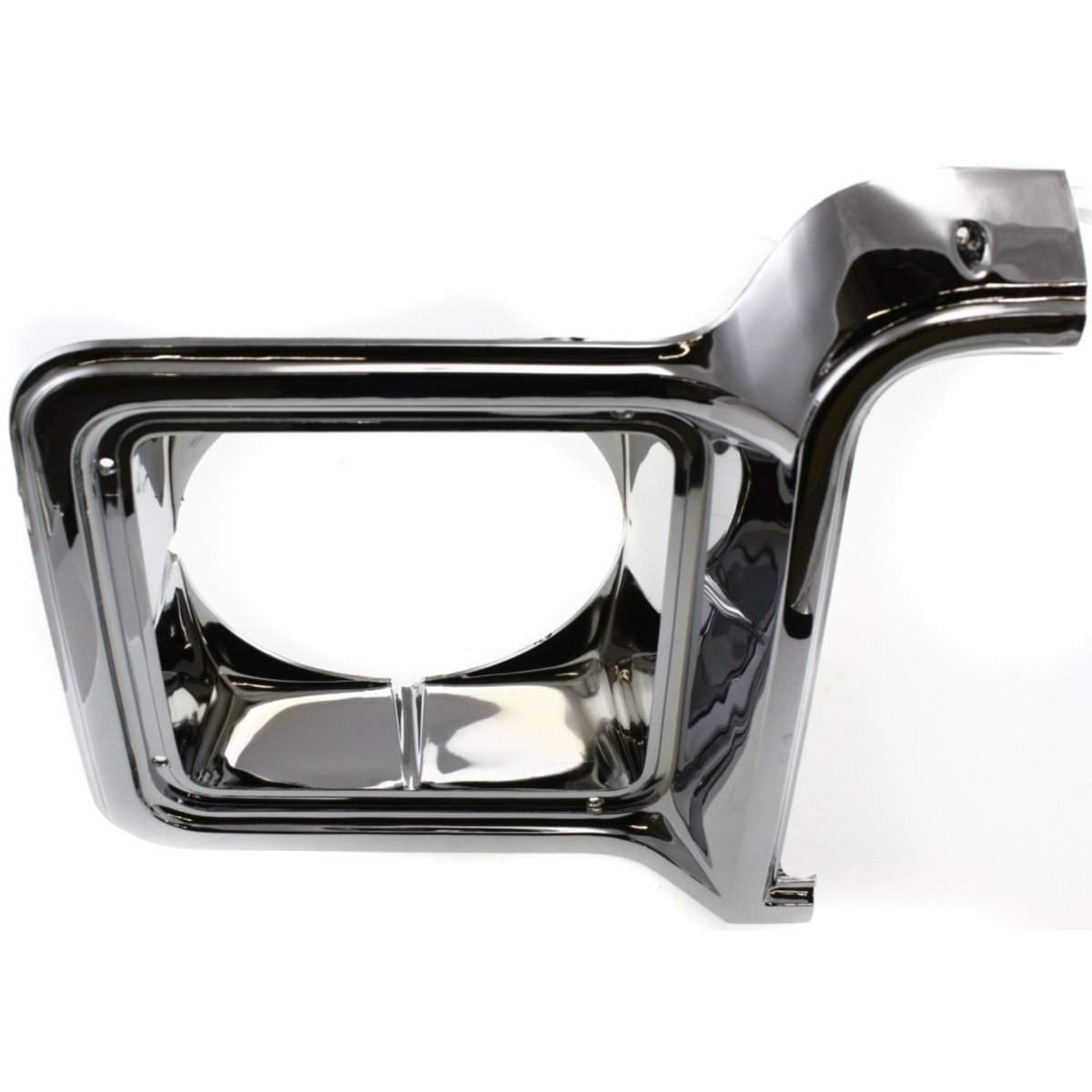 New Head light Headlight Door Headlamp Bezel Driver Left Side Chevy Blazer LH