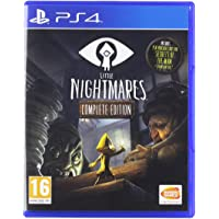 PS4 LITTLE NIGHTMARES (R2) PEGI CE ED (PS4)