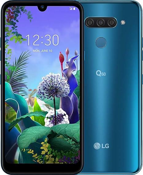 LG Q60 Dual Sim 3GB/64GB Moroccan Blue: Amazon.es: Electrónica
