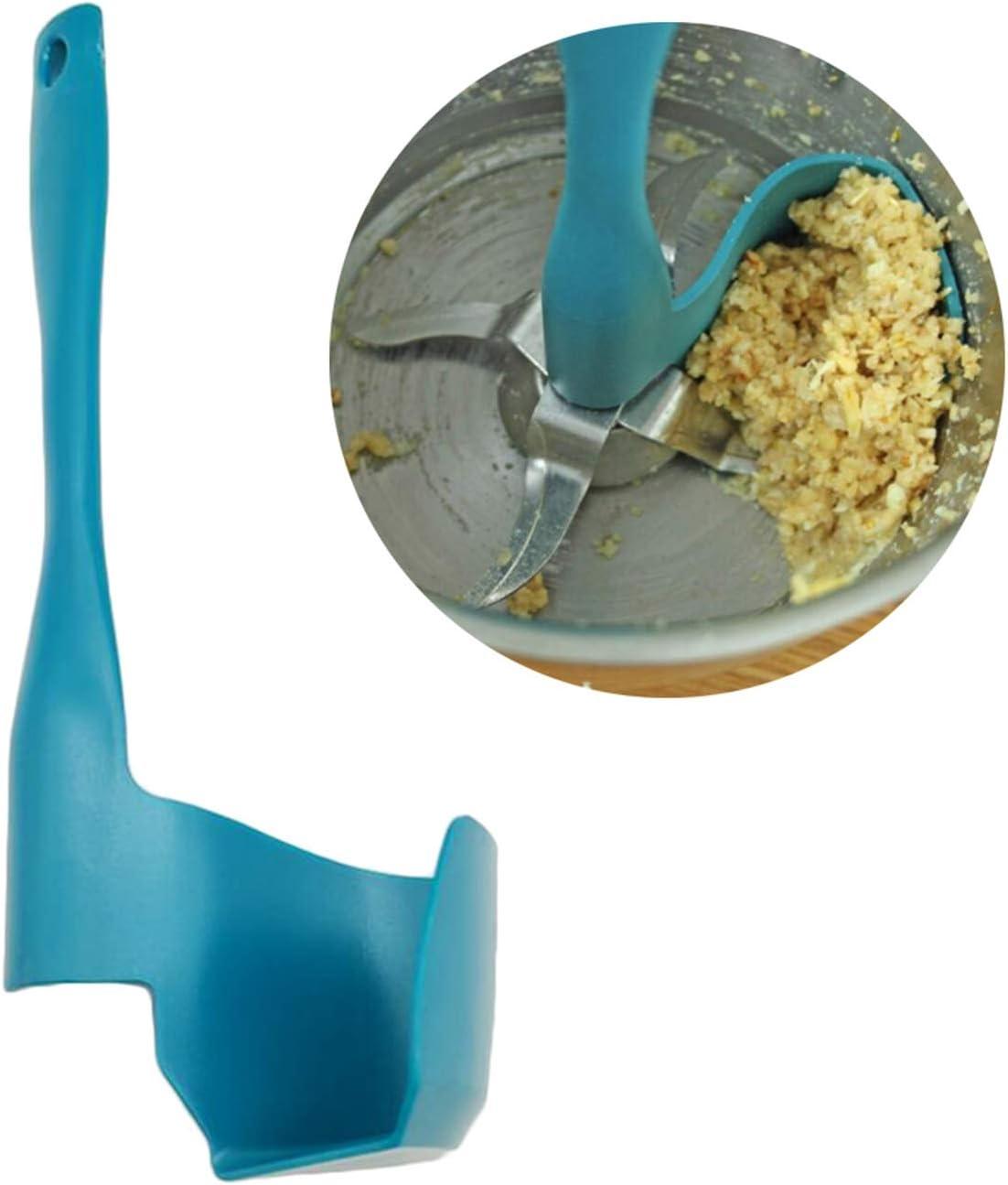 Girar rascador mezclador Cocinar Espátula Cuchara máquina giratoria rascador Extracción y fraccionamiento de Scooping; Procesador de alimentos,