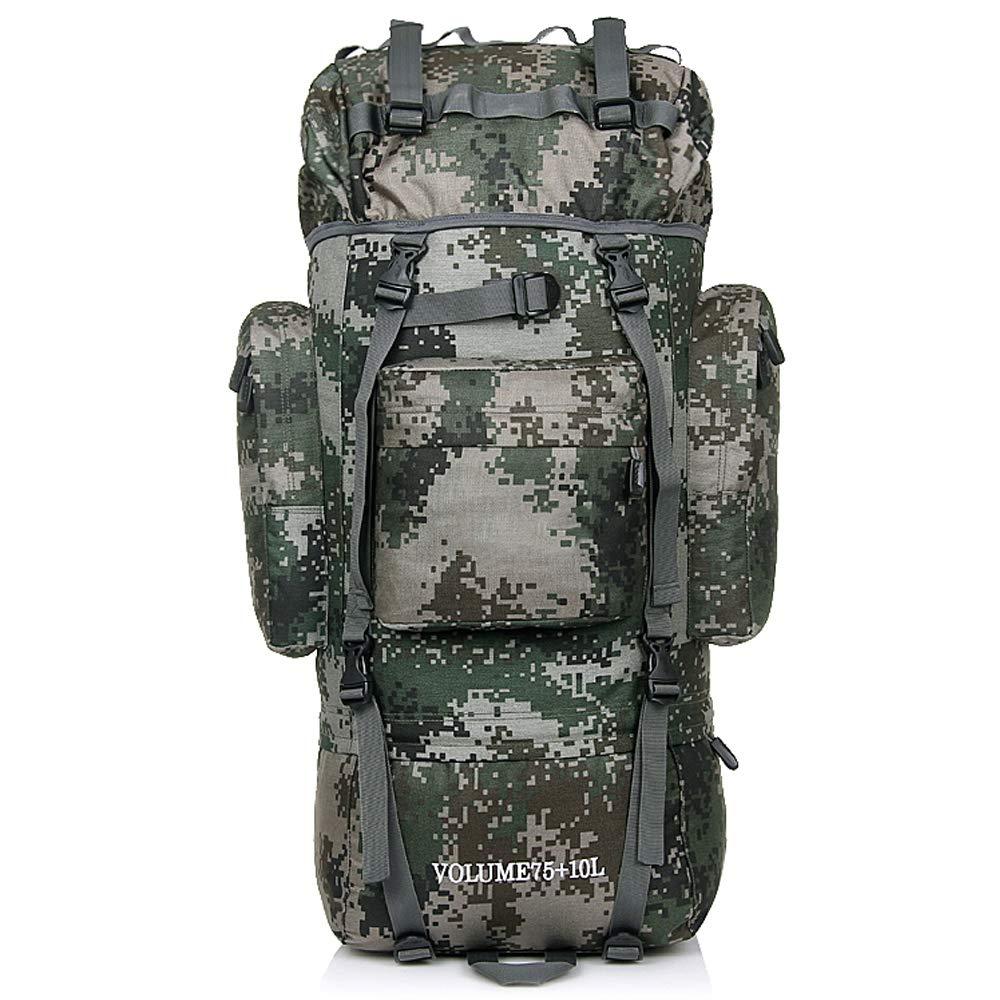 ACCDUER Travel Backpack,85L Wasserdicht Wanderrückpack, große Leichtbau-Rucksäcke, für Camping, Reisen, Schulkommentar, Herren, Frauen