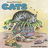 Gary Patterson s Cats Wall Calendar (2019)