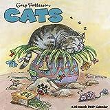 Gary Patterson s Cats Wall Calendar (2019)