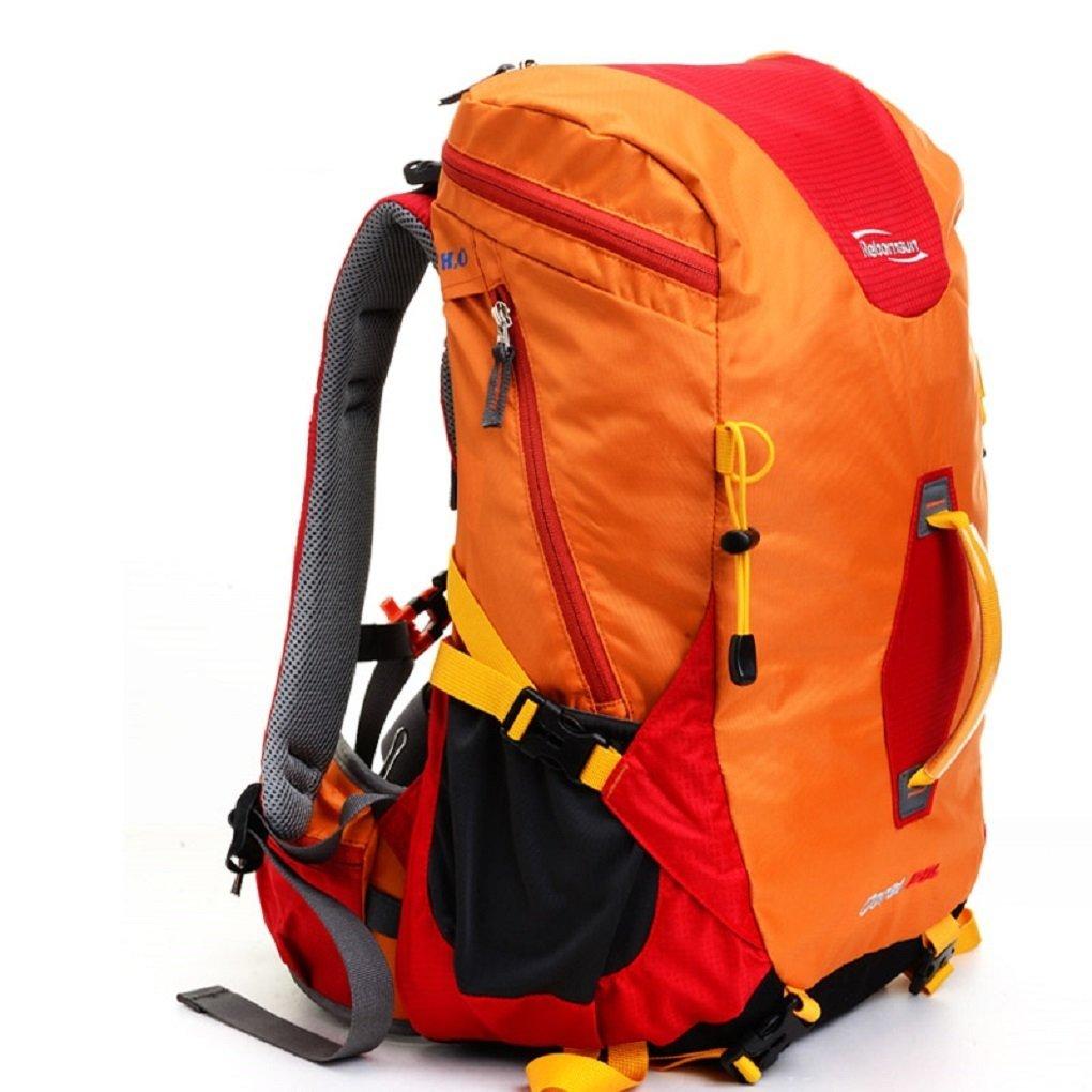 Im Freienberg Rucksack Reisetasche M?nner und Frauen Schultertasche wasserdichte Wander Camping Reise Korean Mode