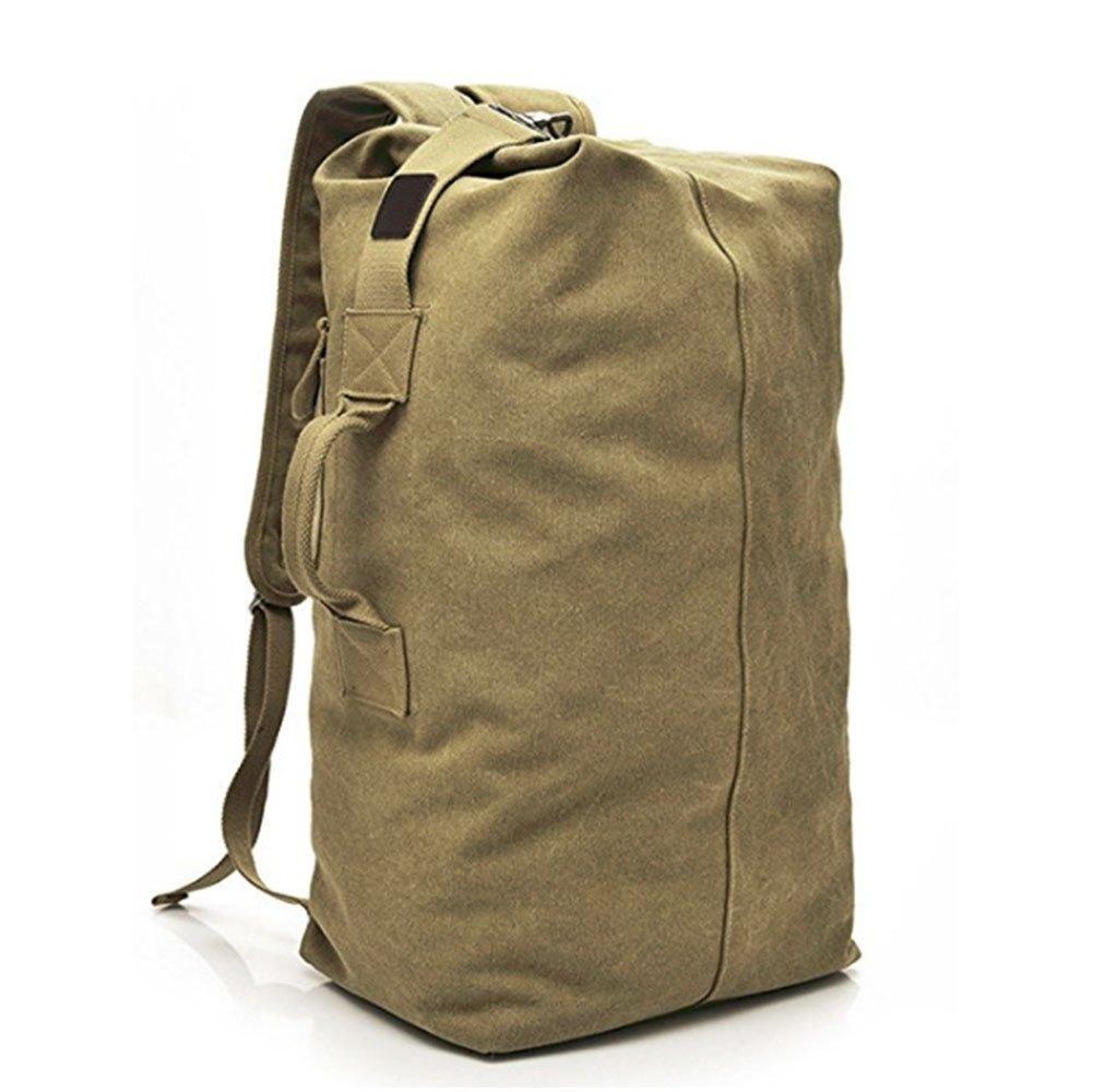 b6c87b86c696 durable service Kang Yun Large-Capacity Travel Backpack Men s Backpack  Outdoor Travel Sports Bag Canvas
