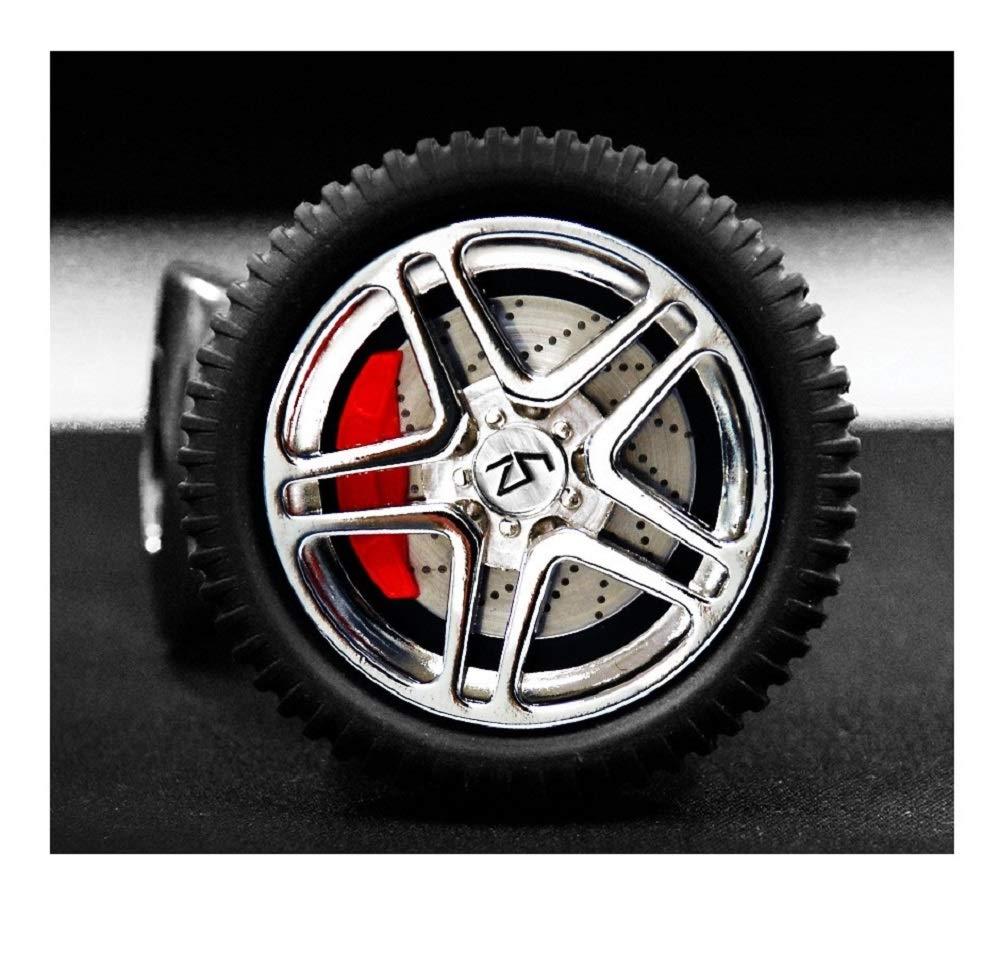 ZN Fidget Wheel Style Power Handle Spinner, Fidget Spinner, FUN FUN, Real Wheel Style, Stylish Interior