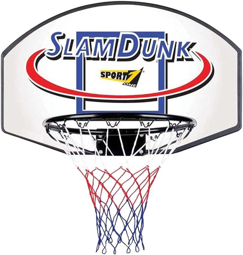 Sport One Tablón de Baloncesto Slam Dunk: Amazon.es: Deportes y ...