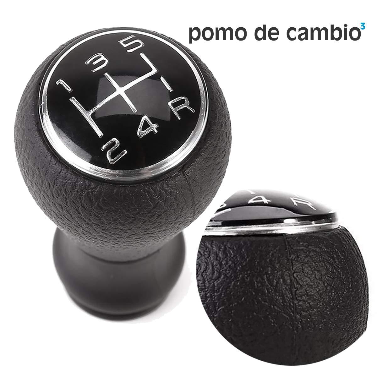 O³ Pomo Cambio De Marchas | Pomo Palanca 206-106-107-205-207-306-406/C1-2-3-Saxo