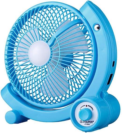 Mini Ventilador Mini ventilador recargable de la batería del ...