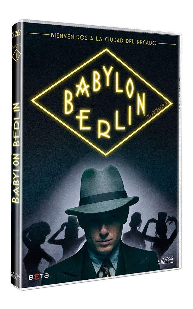 Babylon Berlín Temporada 1 [DVD]: Amazon.es: Waléra Kanischtscheff, Volker Bruch, Liv Lisa Fries, Dmitri Alexandrov, Denis Burgazliev, Oleg Tikhomirov, ...