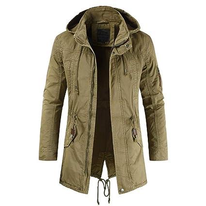 Cappotto Uomo Lungo Invernale Elegante,Nuovo Stile Giacca