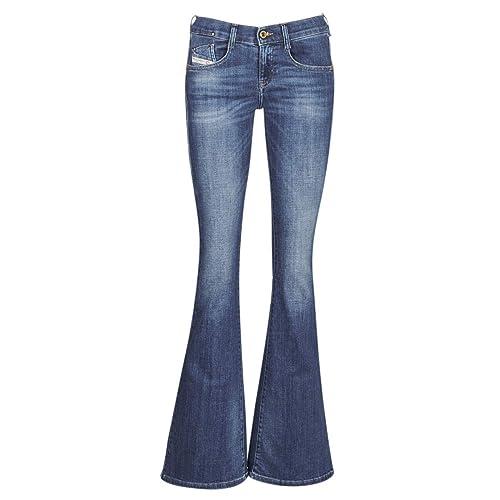 f6251505 Diesel D-EBBEY Jeans Women Denim Medium Blue 25 L32: Amazon.co.uk: Shoes &  Bags
