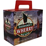 Woodford's wherry 40 pint (3kg) home brew real ale kit