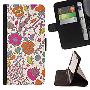 Jordan Colourful Shop - FOR Samsung Galaxy S4 Mini i9190 - Trusting again - Leather Case Absorci¨®n cubierta de la caja de alto impacto