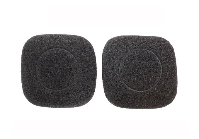2 Par Ear Pad almohadillas Esponja cojín auriculares inalámbricos de repuesto para LOGITECH H150 130 H250
