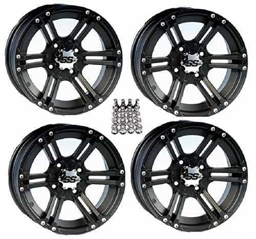 yamaha grizzly 450 rims - 3
