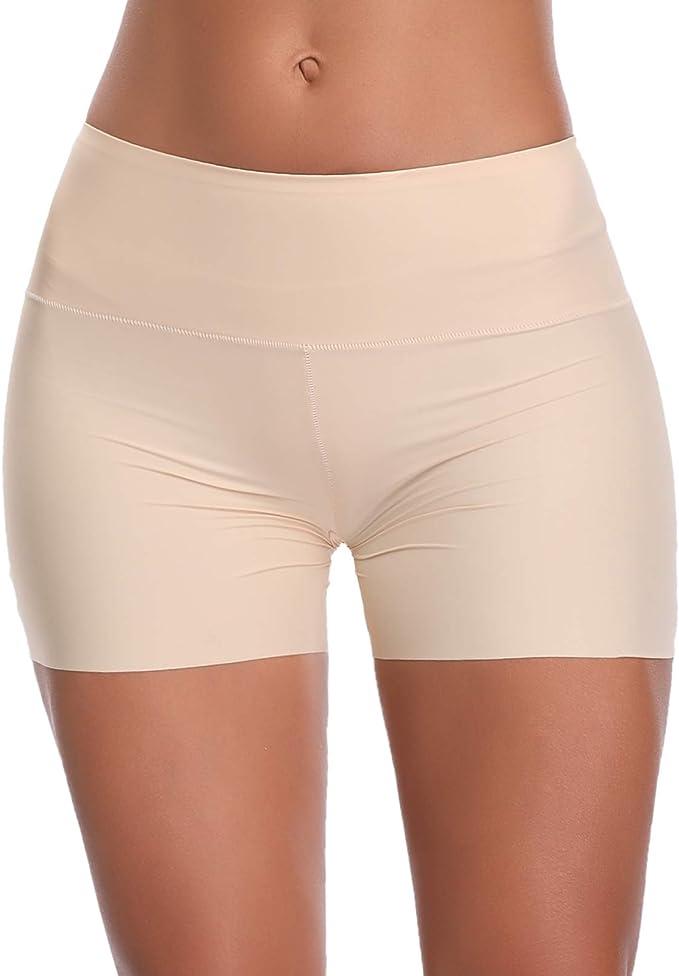 Joyshaper Unter Rock Kurz Hose Damen Leggings Sicherheits Shorts Miederhose Miederslip Miederpants Nahtlose Unterw/äsche Weich Elastisch Leicht