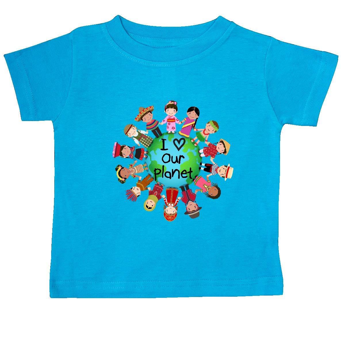 inktastic Earth Day International Baby T-Shirt