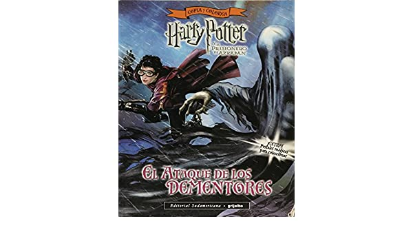 Ataque a Los Dementores. Harry Potter (Spanish Edition): Warner Bros: 9789500724821: Amazon.com: Books
