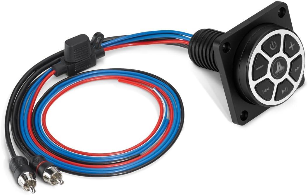JL Audio MBT-CRX Weatherproof Bluetooth Controller/Receiver