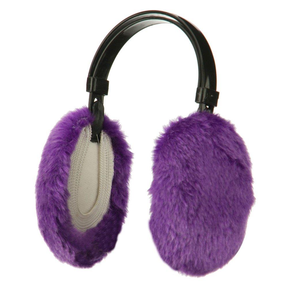 Ear Muffs-Purple