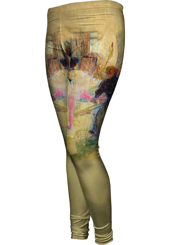 Henri de Toulouse-Lautrec Behind New Ladies Womens Leggings 2576 Yizzam