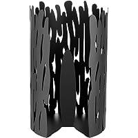 Alessi BM04 B Barkroll Kitchen roll Holder, One Size, Black