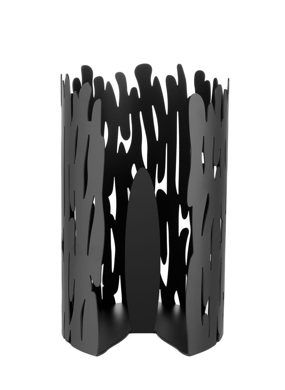 Alessi BM04 W Barkroll Portarotolo da Cucina in Acciaio Colorato con Resina Epossidica, Bianco