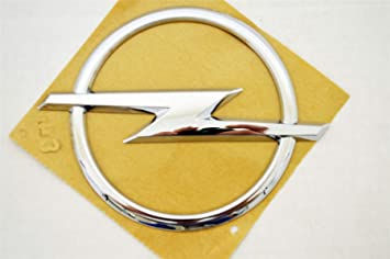 Lsc 93183077 Original 3dr Heck Heck Opel Logo Emblem Neu Von Lsc Auto