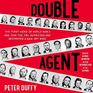 Double Agent Audiobook
