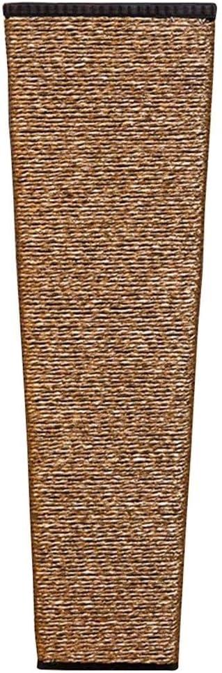 フラワーベース・花器 花瓶木製の床大型ジュエリーコンテナホームリビングルームレストランホテル花瓶偽花アレンジホームソフトギフト (Color : Gold, Size : 11*11*50cm)