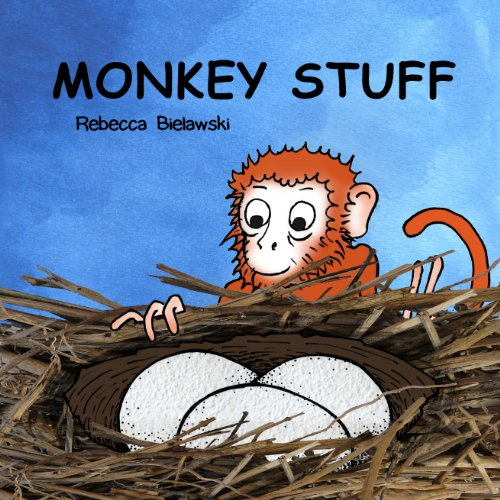 Monkey Stuff: A children's rhyming counting book