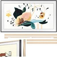 Samsung QN65LS03TA The Frame 3.0 65-inch QLED Smart 4K UHD TV (2020 Model) Bundle with Samsung VG-SCFT65BE/ZA (2020) 65…