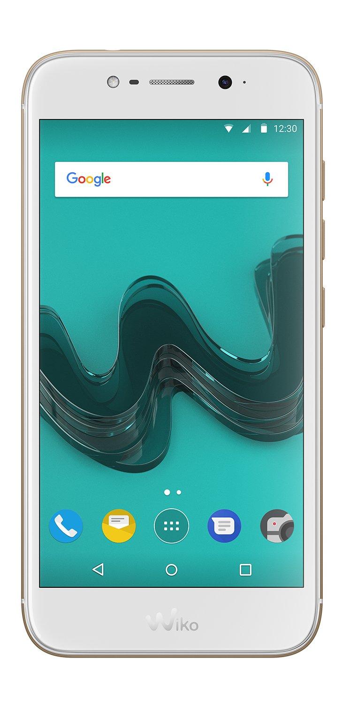 Wiko WIM Lite SIM Doble 4G 32GB Oro - Smartphone (12,7 cm (5